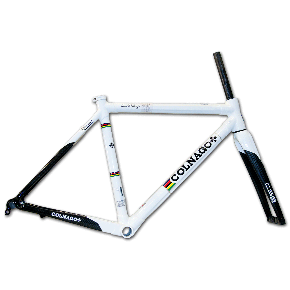 Colnago C59 Italia Carbon Road Bicycle Frameset 48cm (sloping ...
