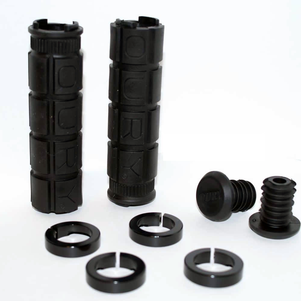 Oury Grips Dh Thick Grips Black Pr