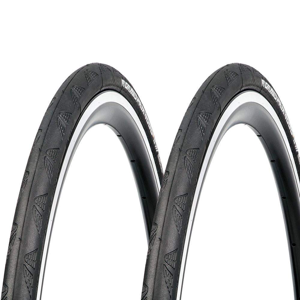 continental gp 4000s ii folding tires pair 700x28c black. Black Bedroom Furniture Sets. Home Design Ideas