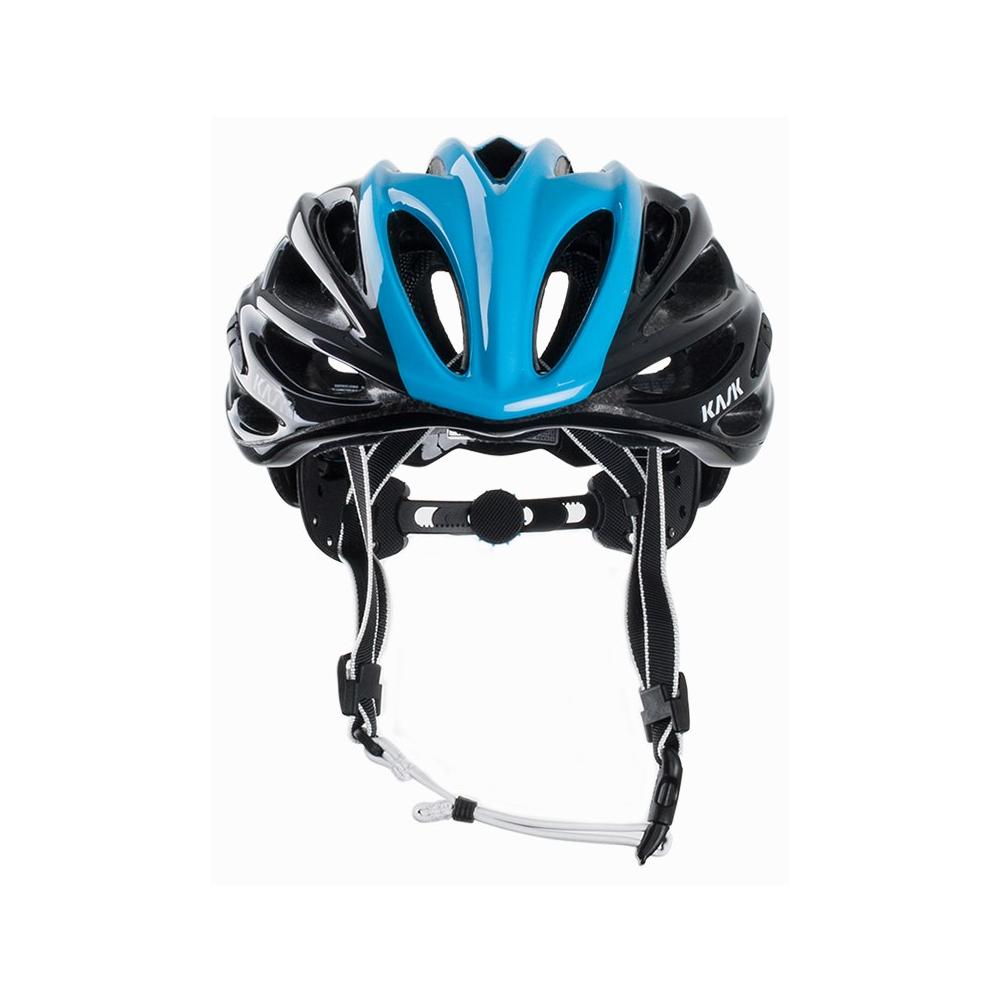 9e2e7ddb1 Kask Mojito Special Road Cycling Helmet Black   Team Sky Blue Medium  48-58cm. Loading.