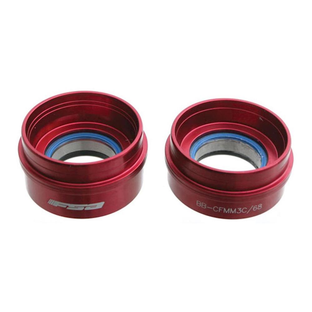 FSA BB30 Adaptador 68mm con rodamientos de cerámica para MTN Cochebono MegaExo Soporte Inferior 24mm