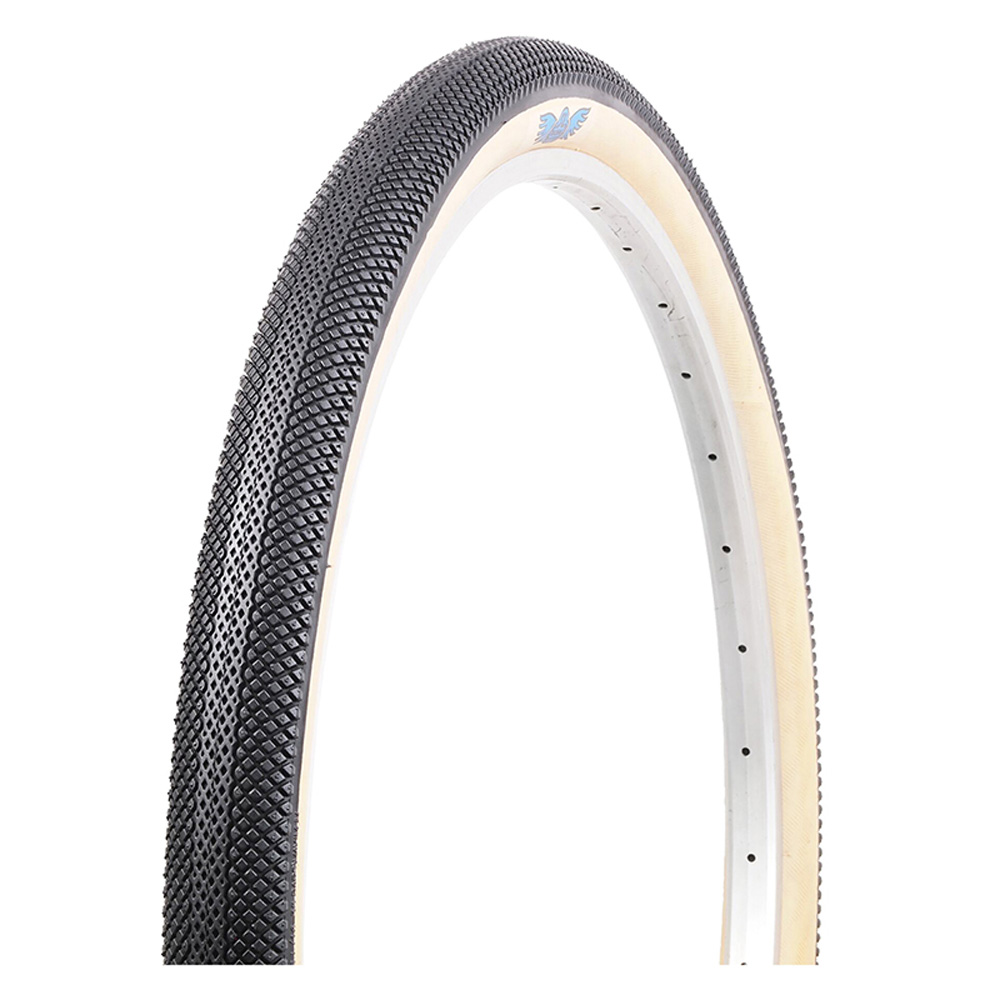 SE Racing SE Speedster Tire 29x2.1 Red Tan Wire Bead 27 TPI Urban