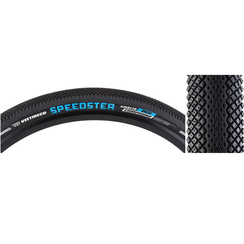 700x18-23C Rubber Thorn Proof Bike Tire Bicycle Inner Tube 60mm Presta ... Vee